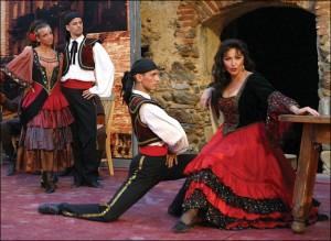 opera, Carmen