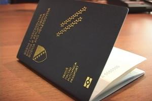 pasoš, BiH