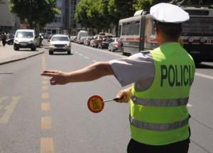 saobraćajna policija BiH