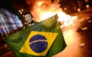 Brazil,  protesti