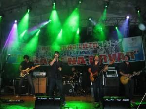 Eko rock festival Desant na Drvar