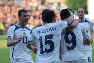 Fudbalska reprezentacija Bosne i Hercegovine