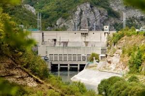 Jablanica, Neretva, hidroelektrana