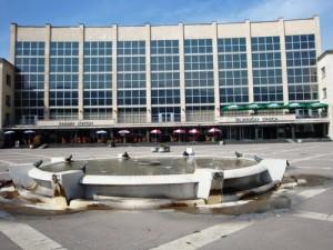 Sarajevo, Željeznička stanica