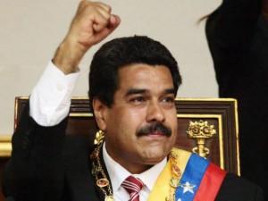 Venecuela, Nicolas Maduro