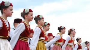 festival folklora,  Ilidža