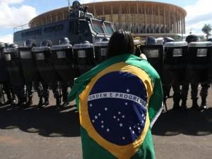 protesti, Brazil