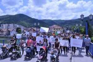 protesti, Goražde