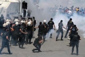 protesti, Turska