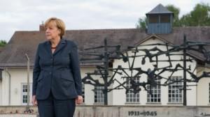 Angela Merkel, Dachau
