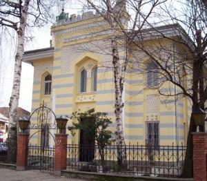 Zenica, Sinagoga