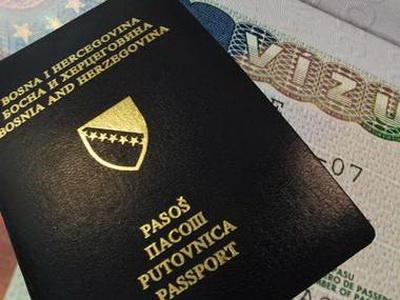 BiH, vize, pasoš