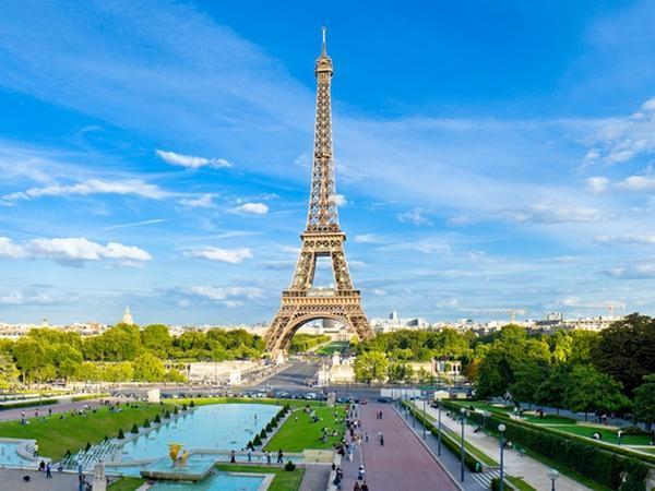 Francuska, Pariz