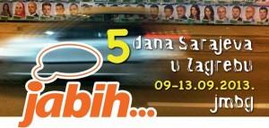 Ja BiH… 5 dana Sarajeva u Zagrebu