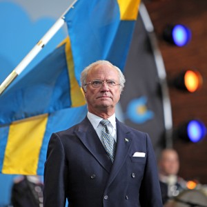 Kralj Carl XVI Gustaf