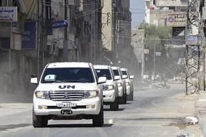 Sirija, UN