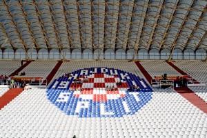 Split, Hajduk, Poljud