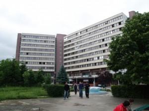 Studentski dom, Sarajevo