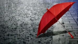 kiša, grmljavina