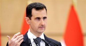 Bashar al-Asad, Sirija