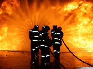 Belgija, vatrogasci