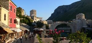 Mostar, ljeto