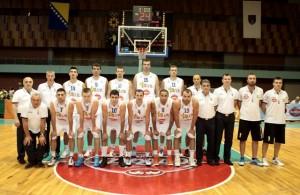 Muška košarkaška reprezentacija Bosne i Hercegovine
