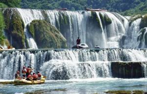 rafting, Tara, Neretva, Una