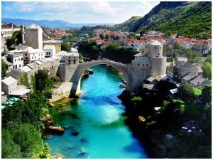 turizam, turisti, BiH, Bosna i Hercegovina, Mostar, Stari most