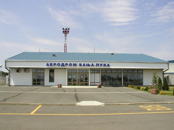 Banja Luka, aerodrom