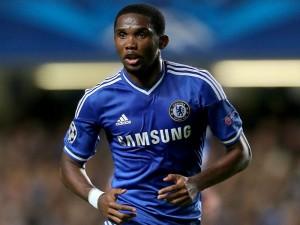 Chelsea, Samuel Eto