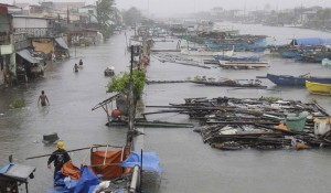 Filipini, tajfun