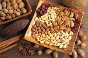 Kikiriki, bademi, orasi, indijski oraščići