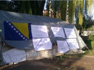 Konjević- Polje, protesti, OHR