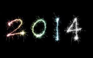 Nova godina, 2014