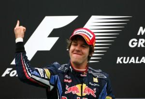 Sebastian Vettel, Formula 1