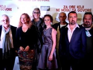 film,  Jasmila Žbanić, Za one koji ne mogu da govore