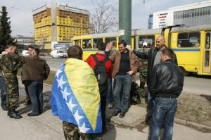 protesti boraca BiH