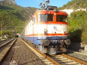 željeznice, BiH