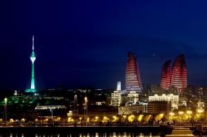Baku, Nova godina
