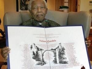BiH, Nelson Mandela