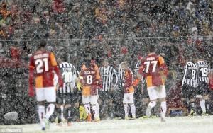 Galatasaray, Juventus