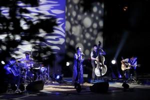Halka, koncert