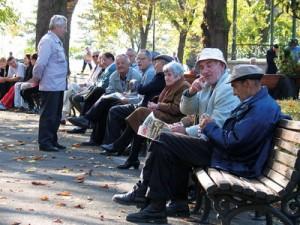 Hrvatska, penzioneri