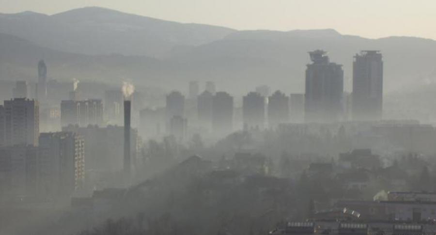 Sarajevo: Zagađenje zraka