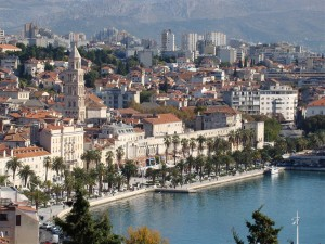 Split, Dalmacija, Hrvatska