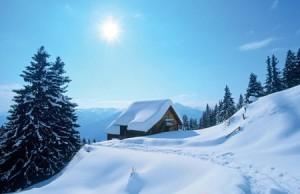 vrijeme sunce snijeg