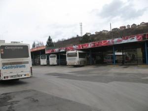 Autobuska stanica Sarajevo