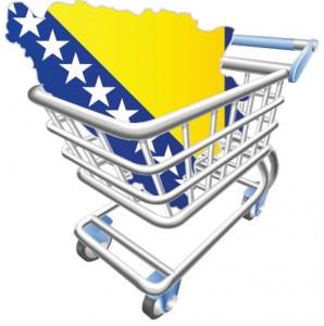 Domaći proizvodi, BiH, trgovina