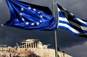EU, Grčka